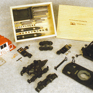 Model Train Repair Kit